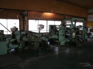 工作機械 搬入作業 20160229