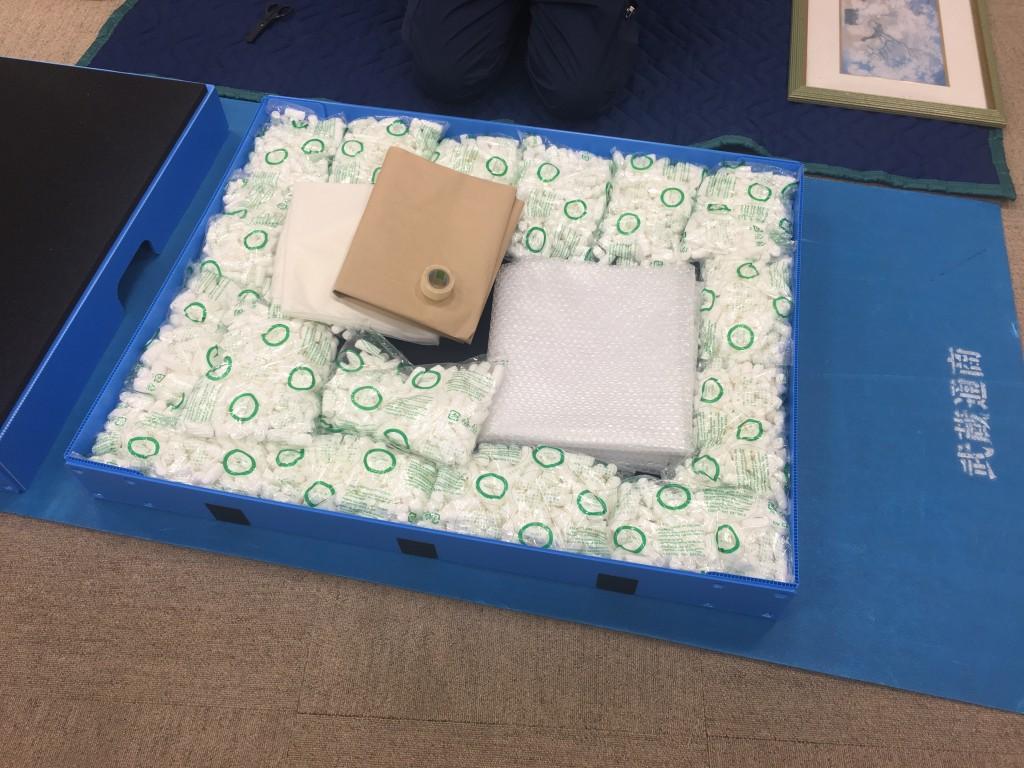 梱包キット 包装設計 20160201