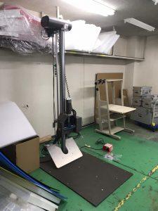 測定装置 搬出作業 20190405